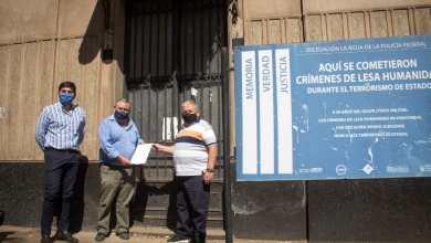 Photo of El edificio de la ex Policía Federal ya pertenece al Estado Provincial