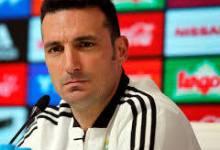 Photo of Lionel Scaloni dio a conocer la lista de la Selección Argentina para las Eliminatorias