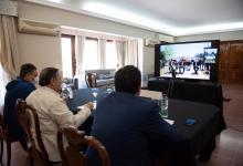 Photo of El gobernador inauguró red de electrificación rural y mejoramientos habitacionales
