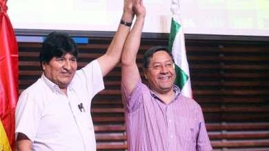 Photo of El MAS de Evo Morales arrasó y Luis Arce es el nuevo presidente de Bolivia