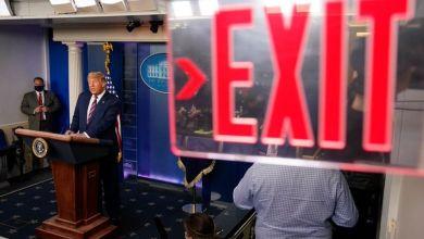Photo of Trump hizo una rueda de prensa para insistir en que hubo fraude electoral