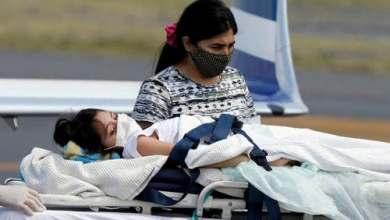 Photo of Abigail: el Hospital Austral difundió el primer parte médico