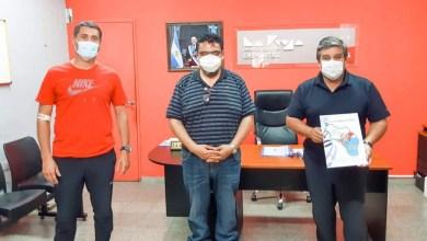 Photo of FERPA visitó al Secretario de Deportes