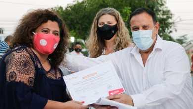Photo of El Gobierno Provincial fortalece la labor de trabajadores de la economía social y popular