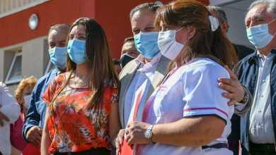 Photo of Compromiso con la salud: El gobernador Quintela visitó la obra del Hospital de Portezuelo y entregó nombramientos