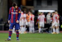 Photo of Barcelona perdió la final de la Supercopa con Athletic Bilbao y Messi se fue expulsado
