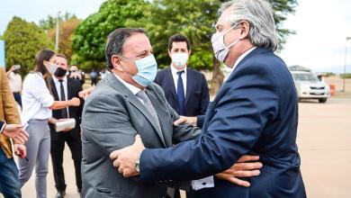 Photo of Desde La Rioja apoyan a Alberto Fernández como presidente del PJ