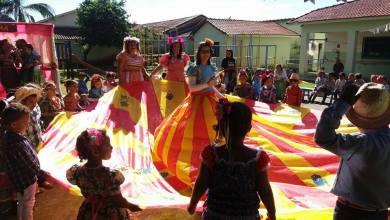 Foto de Festa Junina na rede municipal de ensino