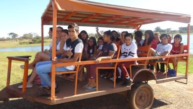 Foto de Assistência Social promove passeio interativo e leva crianças e adolescentes ao Hotel Fazenda Foz do Marinheiro