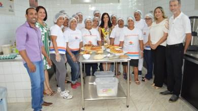 Foto de Inauguração da Padaria Artesanal
