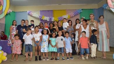Foto de Creche realizou 1ºGaroto e Garota Vilma Aidar de Carvalho