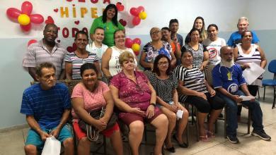 Foto de Reunião Grupo Hiper Dia (Hipertensos e Diabeticos)