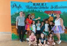 Foto de Volta as aulas – EMEI Profª Marinha Ferreira do Nascimento