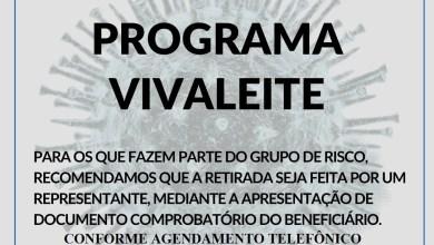 Foto de COMUNICADO – VIVA LEITE