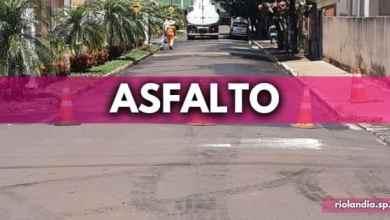 Foto de ASFALTO DA RUA 10