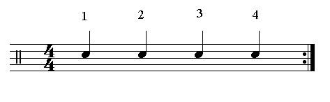 How to count note (1/4)