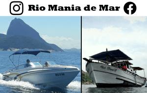 Rio Mania de Mar | Sua festa no Barco