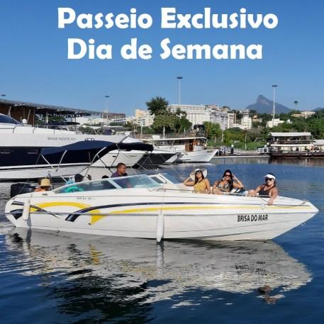 Lancha Dia de Semana - Rio Mania de Mar