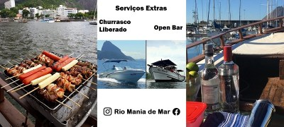 Open Bar | Churrasco | Extras
