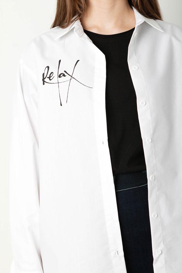 Рубашка Relax