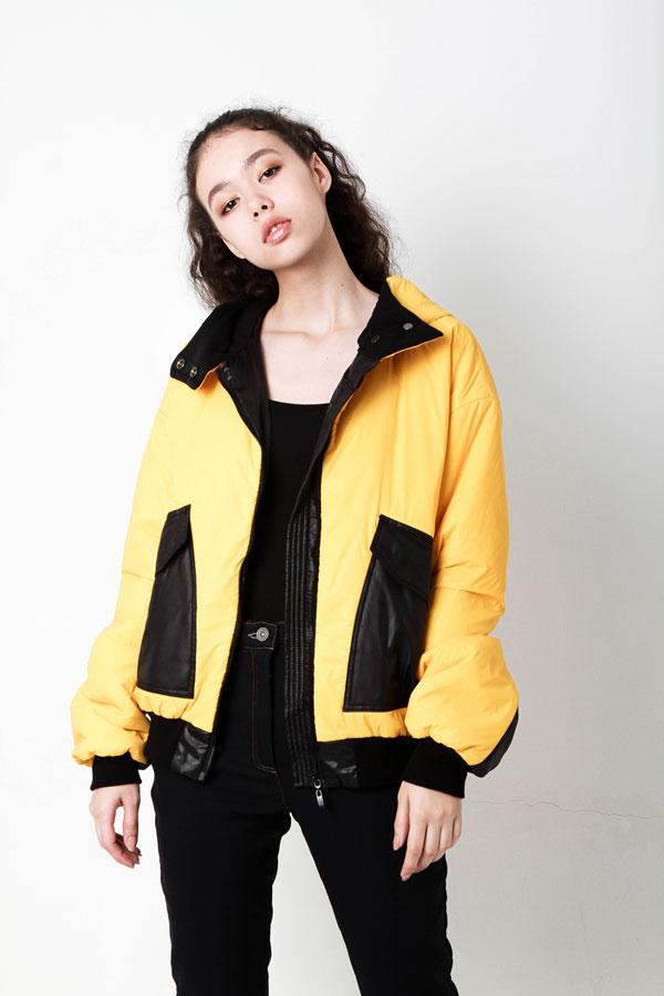 куртка SHINE (желтая)