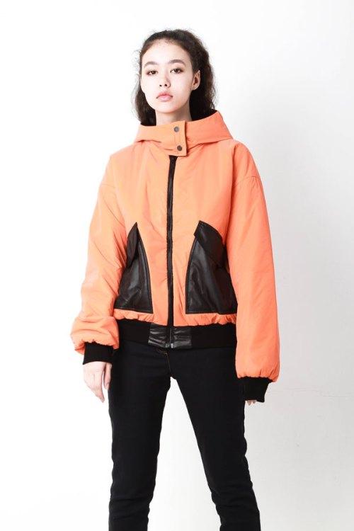 куртка SHINE (оранжевая)