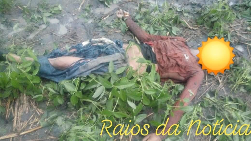 Duas pessoas morrem vítimas de descargas elétricas provocadas por raios em Buriti- MA