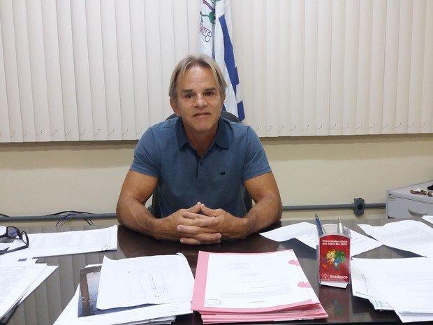 Melhor prefeito do Brasil Sérgio Meneguelli será premiado com troféu nos Estados Unidos