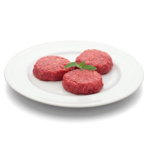 Mini Carne de Hambúrguer de Picanha 46g