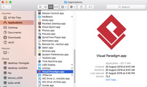 visual paradigm community edition license key