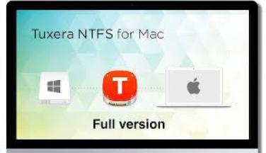 Tuxera NTFS 1