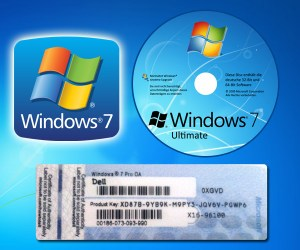 Windows 7 Product key 1