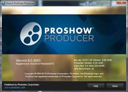 ProShow Producer Crack