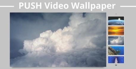 Push Video Wallpaper 1