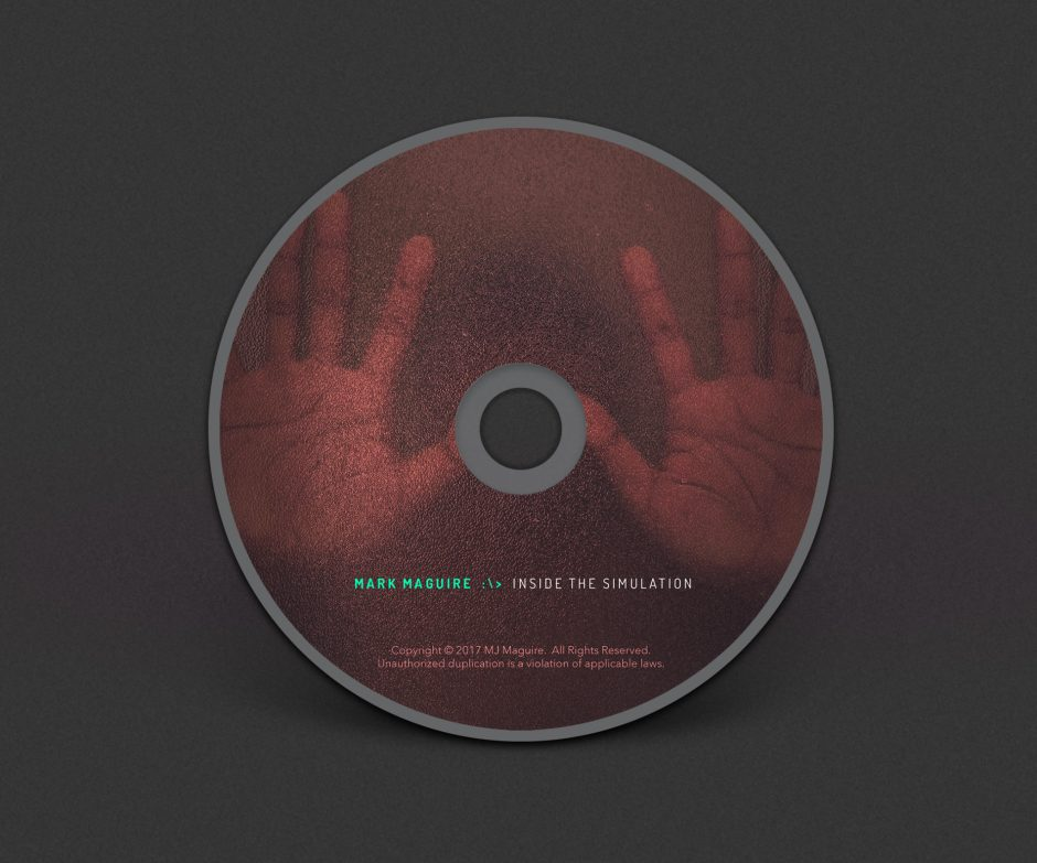 Mark Maguire: Inside The Simulation (CD In Situation)