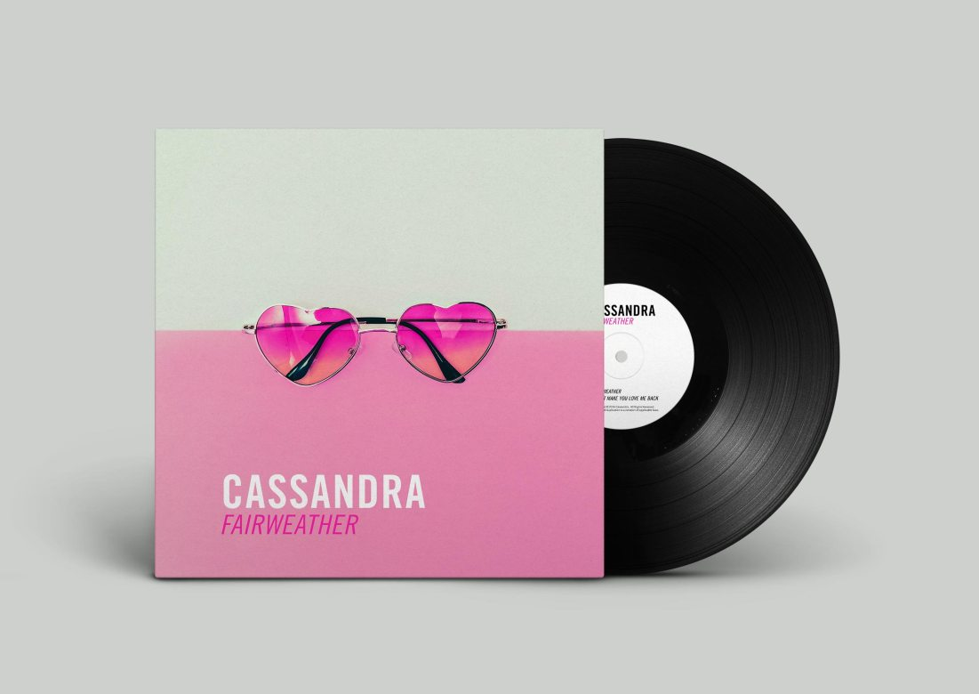 Cassandra | Fairweather EP - Cover (Front)
