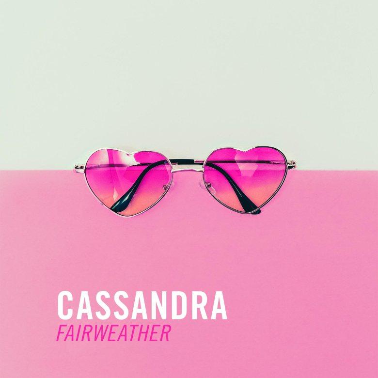 Cassandra | Fairweather EP - iTunes Cover
