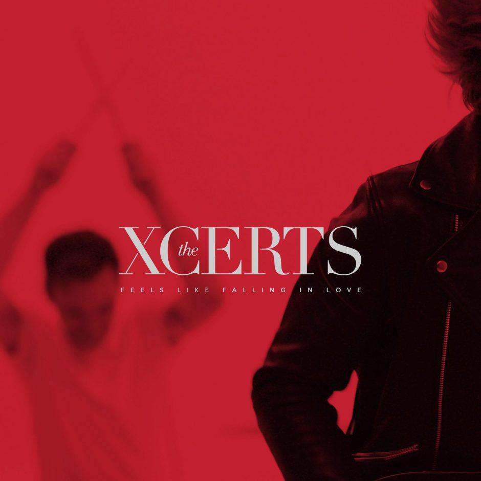 The Xcerts | Feels Like Falling In Love - Packshot