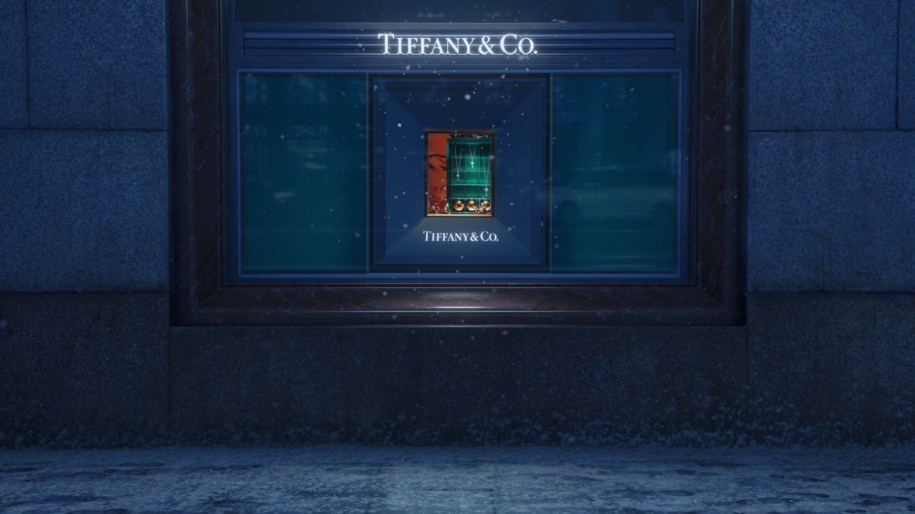 Tiffany: Holiday 2020 Windows - Ornaments