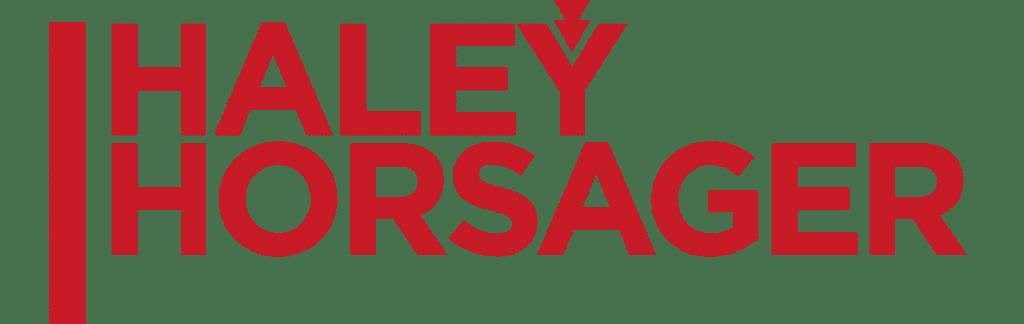 Haley Horsager | Never Let Go: Branding & Creative Direction - Logo Design
