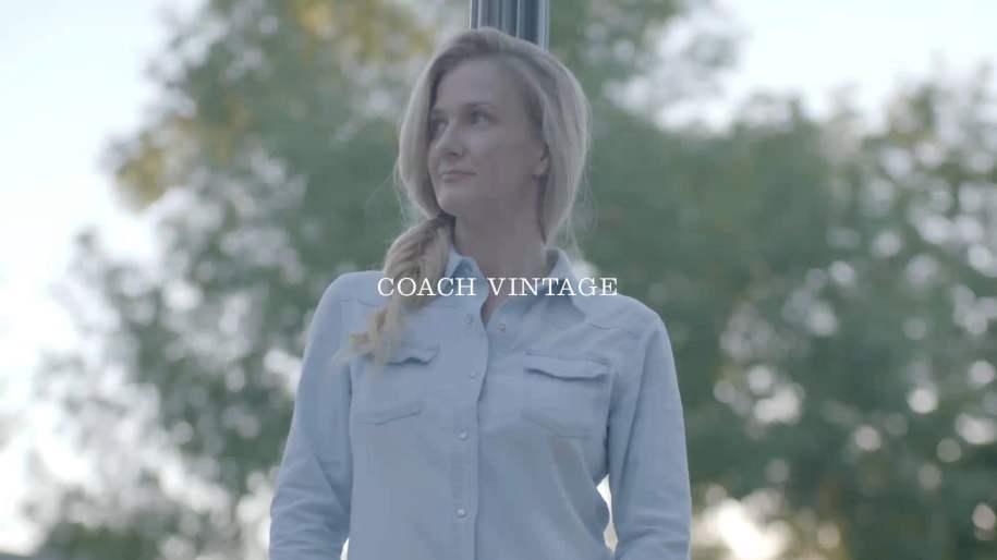 Coach | Coach Vintage Campaign Film