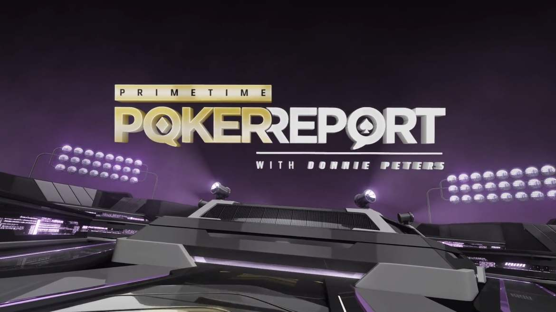 Poker Central | Primetime Poker Report: Show Intro w/ Music
