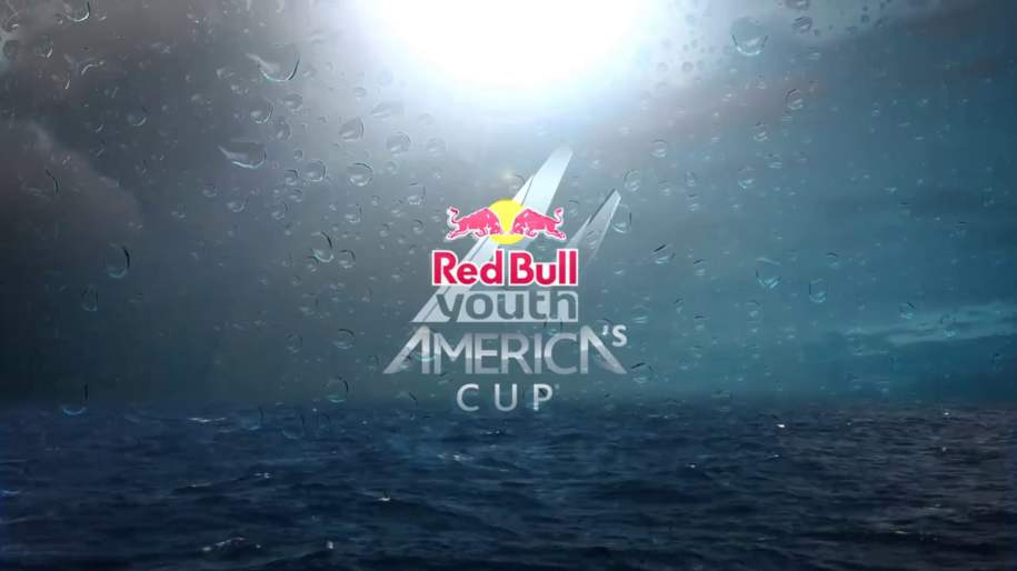 Red Bull | Youth Americas Cup Logo Sting