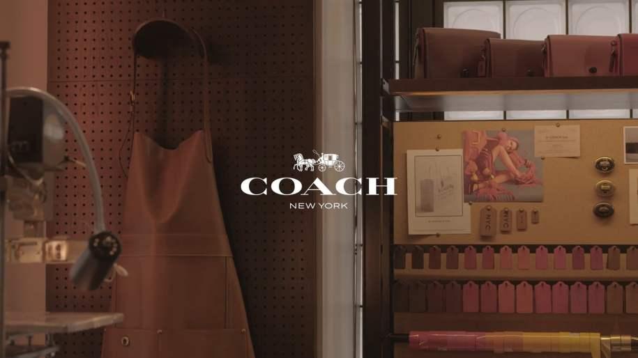 Coach: Coach House Customization Launch Campaign