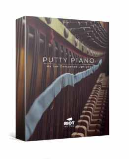 Putty Piano Box