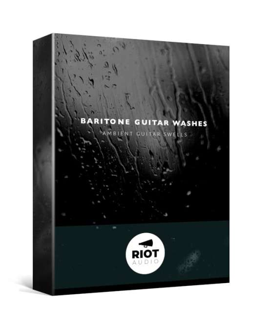 Baritone Guitar Washes | Ambient Guitar Swells