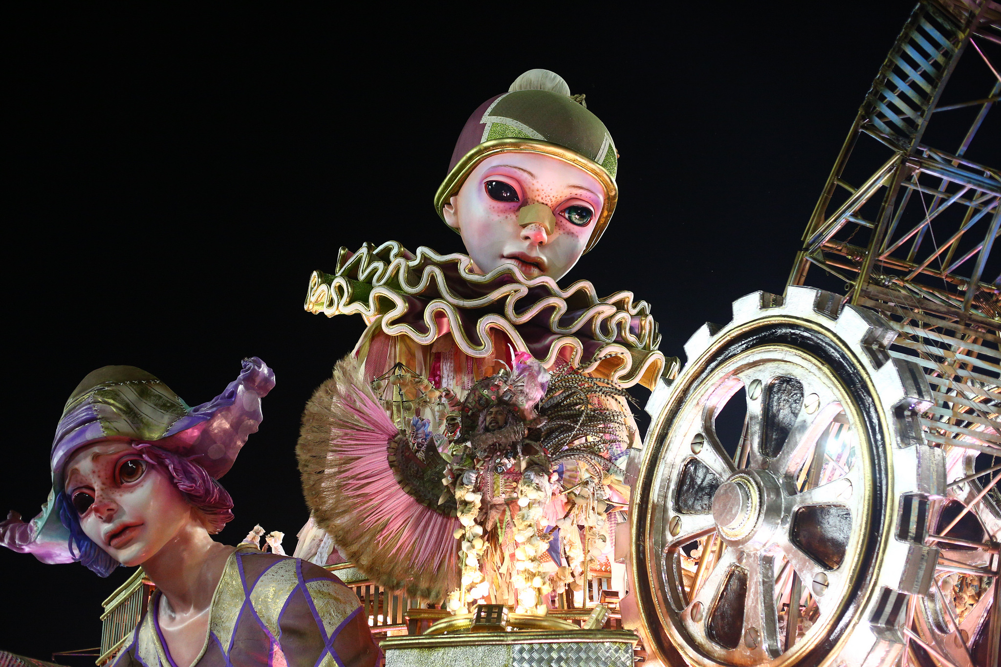 Rio Carnival Parade Day 1 11 February 2018 Rio The Guide