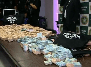 Police search found R$3.9 million in illicit gambling funds, Ri de Janeiro, Brazil News