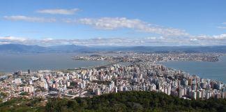 Panoramic view of Florianópolis, Brazil News