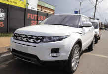 Land Rover Evoque manufacturing in the UK is at capacity, and will soon be starting in developing markets, Brazil News